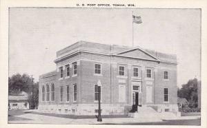 U. S. Post Office, Tomah, Wisconsin, 1910-1920s
