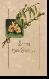 PFB Serie 6841 Easter Greetings 1909