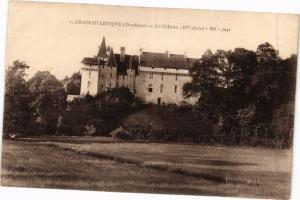 CPA Chateau l'EVEQUE-Le Chateau (233789)