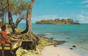 SAINT LUCIA , 50-60s : Rat Island