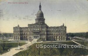 State Capitol Lansing MI 1909