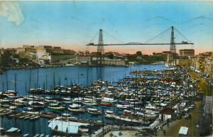France Marseille bridge cpsm
