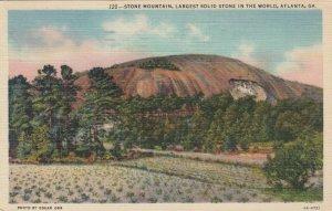 ATLANTA , Georgia , PU-1949 ; Stone Mountain