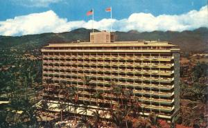 Princess Kaiulani Hotel - Waikiki HI, Hawaii