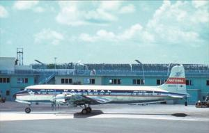 National Airlines Douglas DC-7 St Petersburg Florida