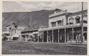 DAWSON , Y.T. , Canada , 1900-10s ; Front Streets