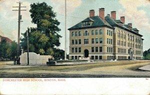 USA Dorchester High School Boston Massachusetts 04.24