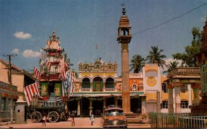 Indian Jain Mutt Sravanabelagola 1990