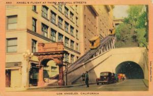 USA - Museum and Sunken Garden Exposition Los Angeles California 01.62