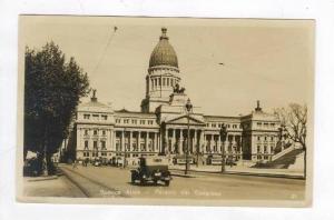 RP  Buenos Aires, Argentina, PU-1930   Palacio del Congreso