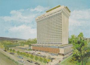 SINGAPORE, 50-70s; Singapore Hilton, Orchard Road