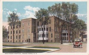 North Dakota Grand Forks Deaconess Hospital