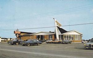 Restaurant Bel Air, Route 132, Montmagny, Quebec, Canada, 1940-1960s