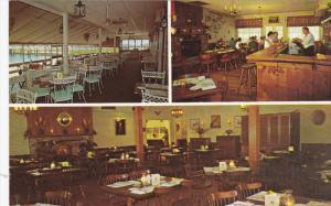 Tuckahoe Inn , 3-views , MARMORA , New Jersey , 50-60s