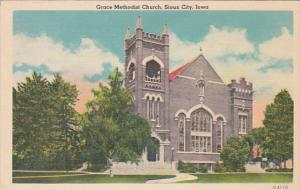 Iowa Sioux City Grace Methodist Church