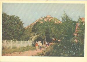 Ukraine, Lvov, High Castle Hill, 1962 unused Postcard