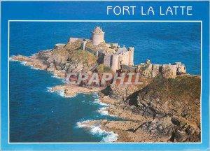 Postcard Modern Plevenon Cotes d'Armor Fort La Latte