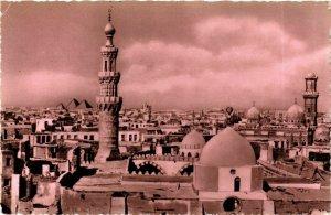 CPA Lehnert & Landrock 57 Cairo - General View - Blue Mosque EGYPT (916960)