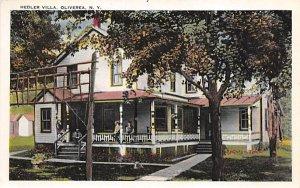 Hedler Villa Oliverea, New York