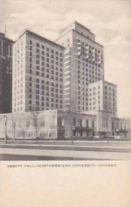 Illinois Chicago Abott Hall Artvue