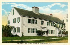 MA - Newburyport. Swett-Ilsley House