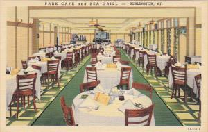 Vermont Burlington Park Cafe and Sea Grill Curteich