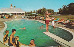 PENNS GROVE, New Jersey,1950-1960s; Colonial Arms Motel