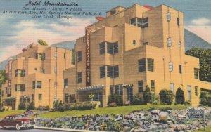 HOT SPRINGS NATIONAL PARK, Arkansas, PU-1950; Hotel Mountainaire