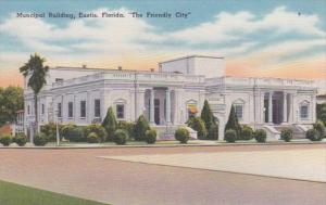 Florida Eustis Municipal Building