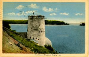 Canada - Ontario, Kingston. Fort Henry