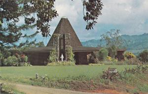 Kilauea, Kauai, Hawaii , 1950-60s ; St Sylvester's Church