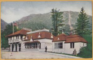 Manitou, Colorado, Ute Iron Springs, J.E. Hiestand Prop.