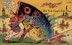 Comic Postcard Post Card