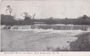Battenkill River and Dam, East Greenwich, New York, 00-10s