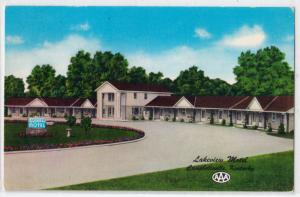 Lakeview Motel, Campbellsville KY