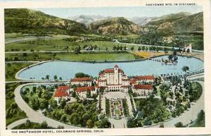 CO - Colorado Springs. The Broadmoor