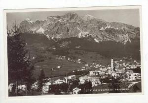 RP  Cortina d´Ampezzo, Italy 20-40s