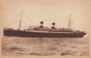 Navigazione Generale Italiana Ocean Liner ROMA , 1920-30s