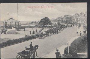 Essex Postcard - Marine Parade, Clacton On Sea  DC751