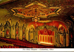 Ohio Cleveland The Ohio Theatre Interior