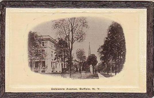 New York Buffalo Delaware Avenue