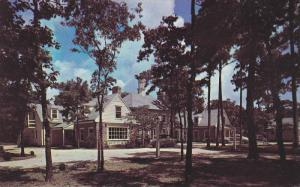 Exterior,  The Pink House,  Myrtle Beach,  South Carolina,  40-60s