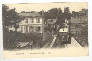 Le Funiculaire De La Cote, Le Havre (Seine Maritime), France, 1900-1910s