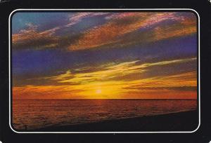 Canada Sunset Souvenir de Lachute Quebec