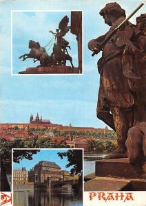 Czech R. Praha Prague National Theatre Nationaltheater 1972