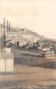 DC Congo Belge Panda Vue generale installations l'Union Miniere industry factory