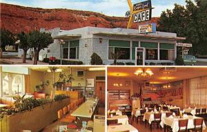 St George Utah The Sugar Loaf Caf Vintage Postcard J53054