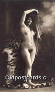 Reproduction # 167 Nude Postcard Post Card  Reproduction # 167
