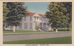 Winona Infirmary Winona Mississippi
