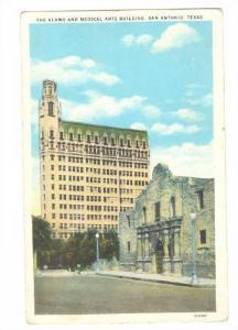 The Alamo & Medical Arts Building, San Antonio, Texas, PU-1939